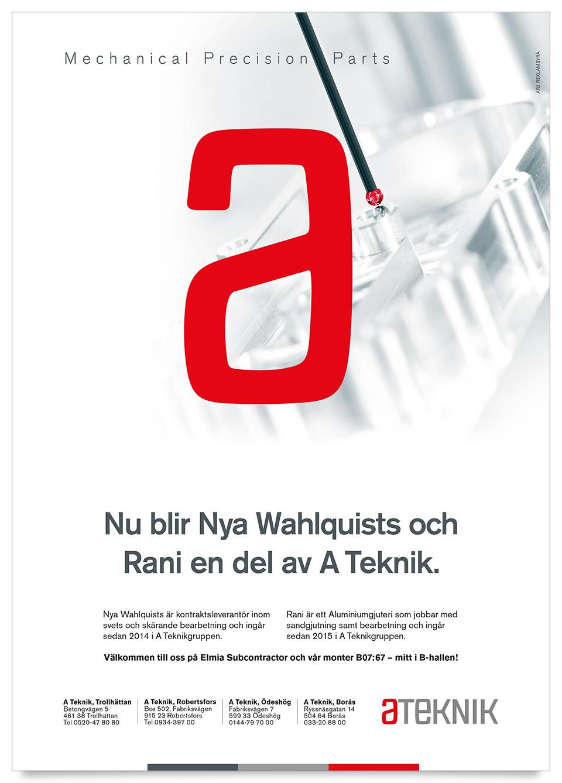 A-Teknik Annons