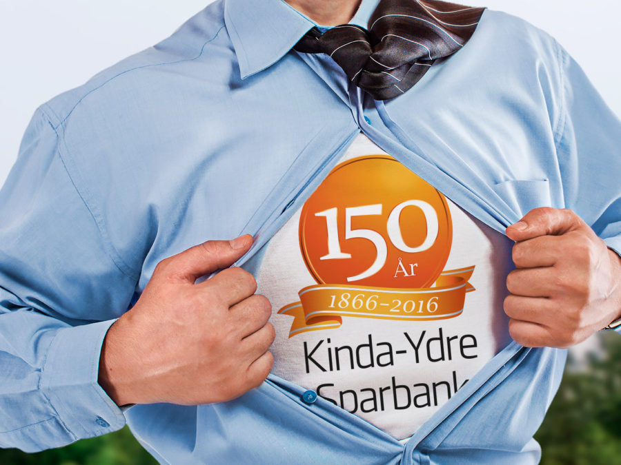 Kinda Ydre Sparbank - Superbank